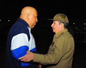 Chávez y Raul