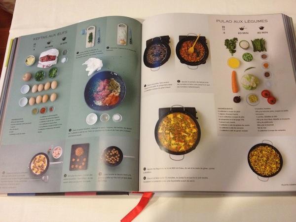 Un antes y un despu s en los libros de cocina for Libro escuela de cocina