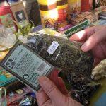 Té verde de Comercio Justo