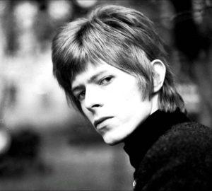David Bowie a mediados de los 60 (foto -  David Wedgbury)
