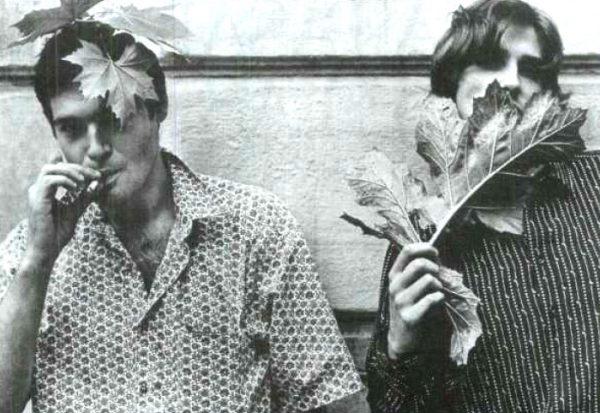 Jon Zamarripa y Josetxo Anitua, de Cancer Moon (foto: El Correo)