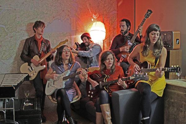 El grupo francés Gloria