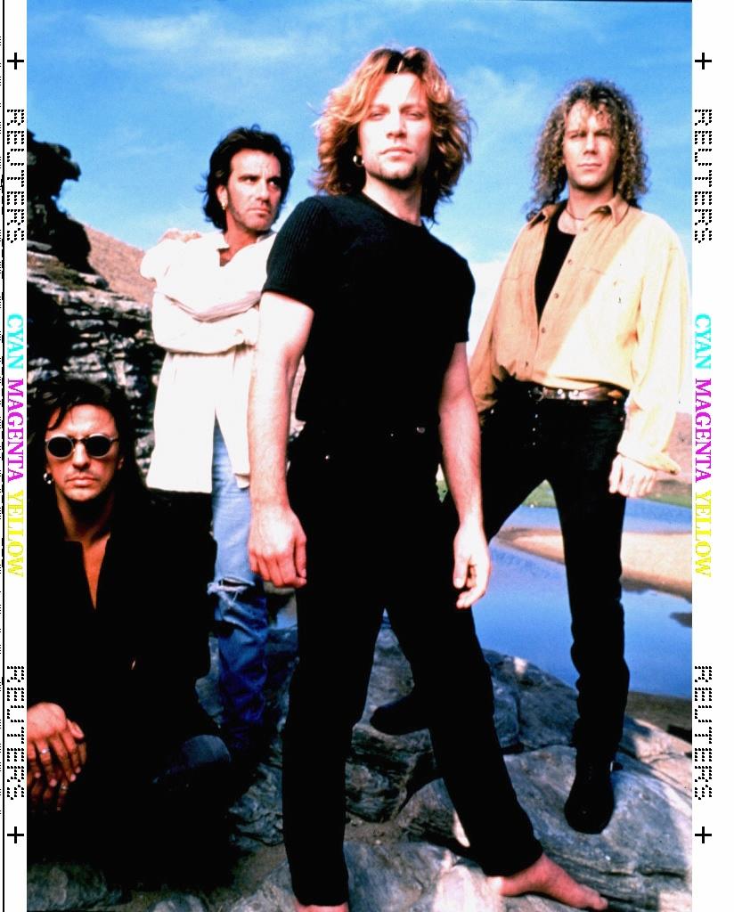 Richie sambora 1986